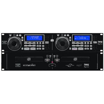 CD-292USB Professional DJ dual CD and MP3 player