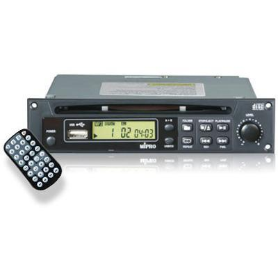 Replacement Skip-Free CD & MP3 Player for MiPro MA-705
