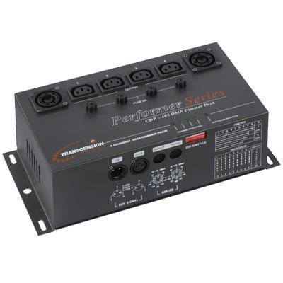 Transcension CDP-405 Digital Dimmer Pack