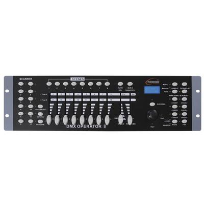 Transcension DMX Operator 2 Controller 192 DMX Channels