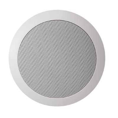 Audac 2-Way Ceiling Speaker 8 Ohm 40W Or 100V 24W - White