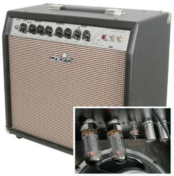 Chord Cv 30 Valve Guitar Amplifier 30w