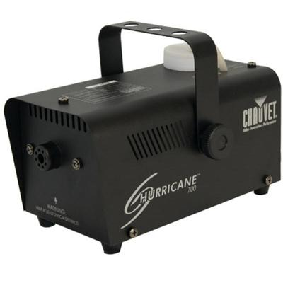 Chauvet® Hurricane™ 700 Fogger Smoke Machine Black Housing