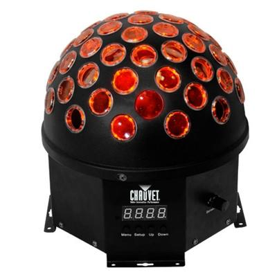 Chauvet® Hemisphere™ 5 DMX Multi-Coloured LED Centrepiece