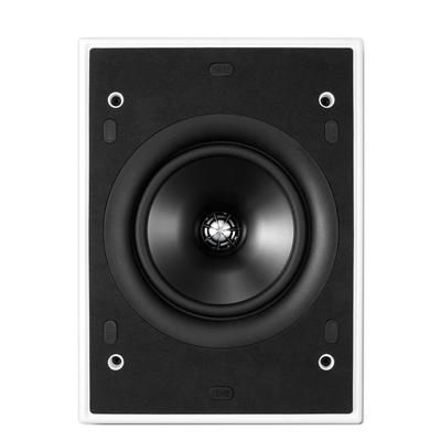 "Kef Ci160QL Rectangular 6.5"" In-Wall Speaker 125W - Single"