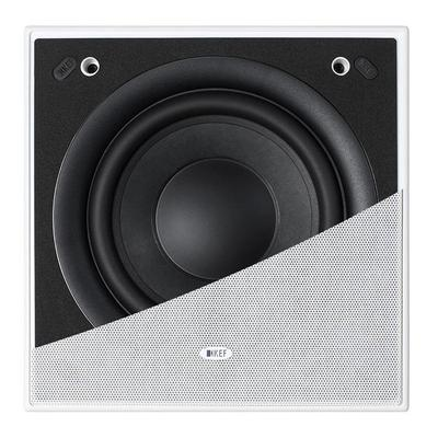 KEF Ci200QSb-THX In-Wall Subwoofer (Pair)