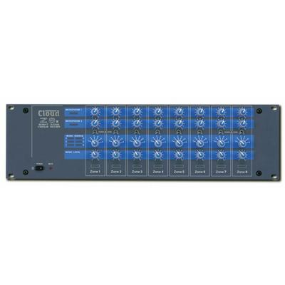 Cloud Z8ii - 8-Zone Venue Mixer