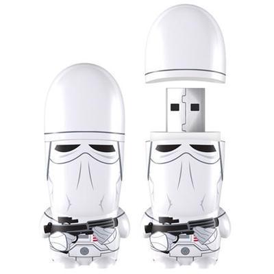 mimobot usb stick star wars stormtrooper 4gb. Black Bedroom Furniture Sets. Home Design Ideas