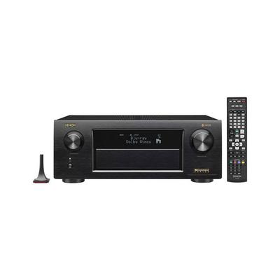 Denon AVR-X4400H Network AV Receiver with HEOS
