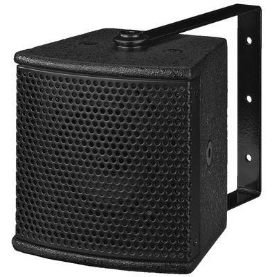 ESP-303/SW Minature 100V Line Wall Mount Speaker - Black