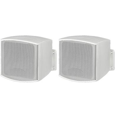 EUL-26 Miniature Wall Mount Speakers - 100V - Pair