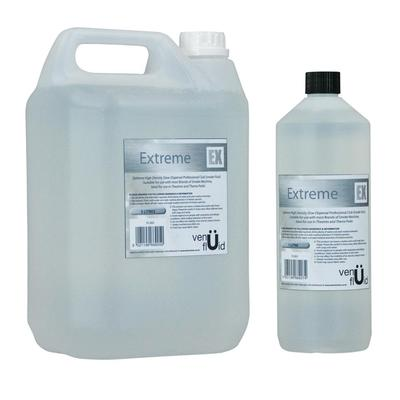 Extreme High Density Slow Dispersal Professional Smoke Fluid - 5L