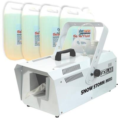 Snow Machine with 20L of Fluid