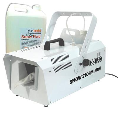 Snow Machine with 5L of Fluid