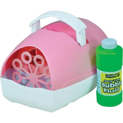 Party Time Battery Operated Bubble Machine