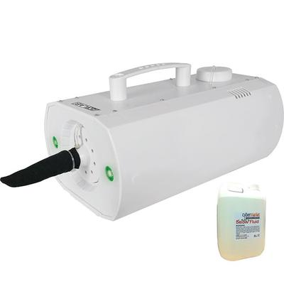 FXLAB Snow Storm III With Built In LED Light Show With 5 Litre Snow Fluid