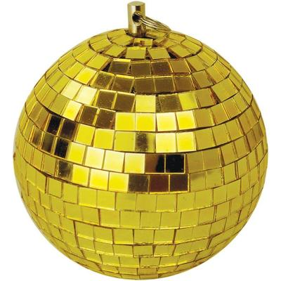 Gold Mirror Ball 10CM