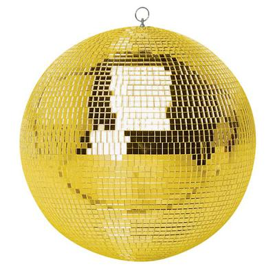 30cm Gold Mirror Ball