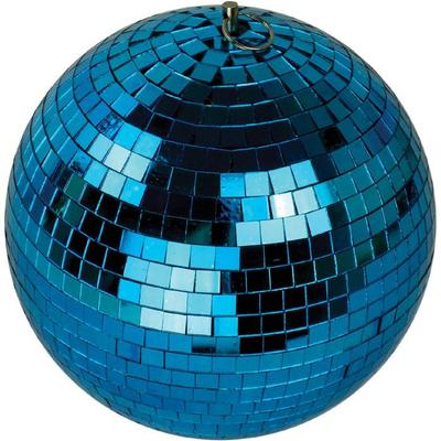 20CM Blue Mirror Ball