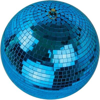 30CM Blue Mirror Ball