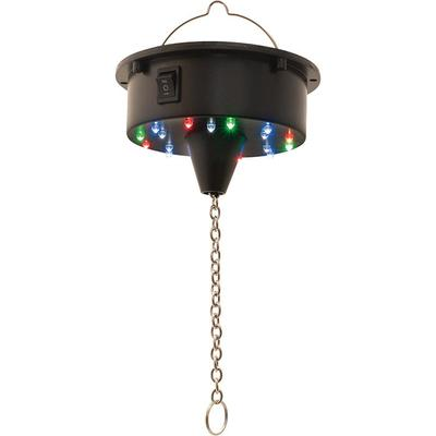 FXLAB Battery Powered LED Mirror Ball Motor