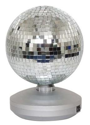 8'' Free-Standing Mirror Ball Kit