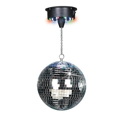 Cheetah 8 Inch Battery Operated Mirror Ball Kit