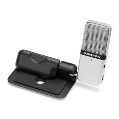 Samson Go Mic USB Clip-on Laptop or Free Standing Microphone