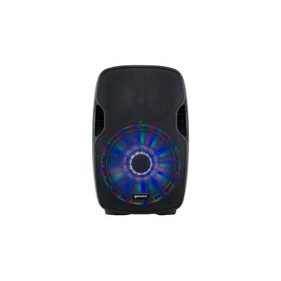 Gemini AS-15BLU-LT Active PA Speaker 2000W Peak