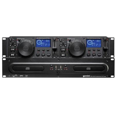Gemini CDX-2250i Pro Dual CD, MP3 And USB DJ Player
