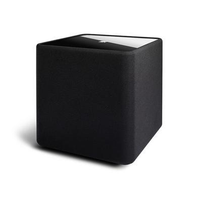 KEF Kube 1 Active 150W Subwoofer with Gloss Top