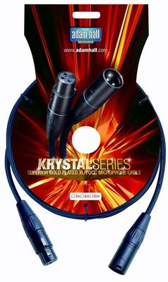 Adam Hall Krystal Series 0CC Microphone Cable 2.5m