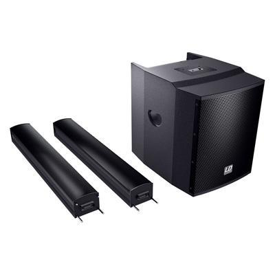 LD Maui Compact Column Active PA System 400W RMS
