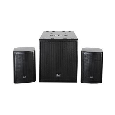 "LD Systems DAVE10 Generation 2 - Portable 10"" Active PA System - 350W"