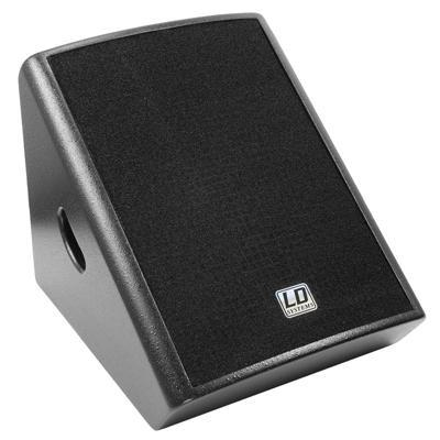 LD System MON121- Powered 2-way Co-Axial Stage Monitor 250W RMS