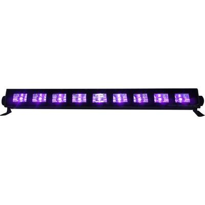 Ibiza Light LED Half Meter UV Bar
