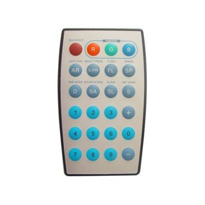 IR Remote for Spectra PAR IR Remote for Spectra PAR LEDJ88/76/76A/87