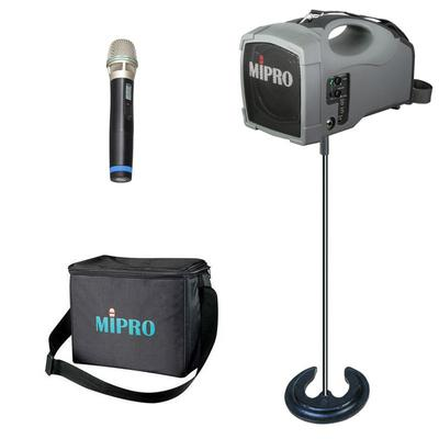 Wireless 30W Mipro + Handheld Mic, Stand and Case - <b>CYBERMARKET MEGADEAL!</b>