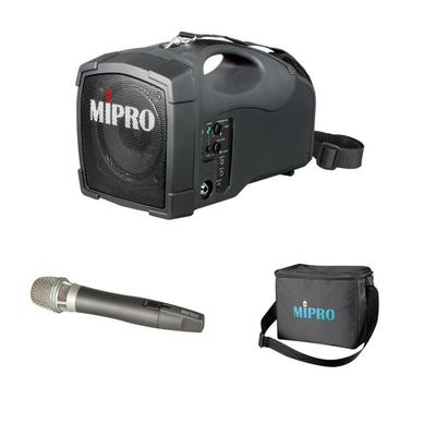 MiPro MA-101G Portable PA With Handheld Mic & Bag