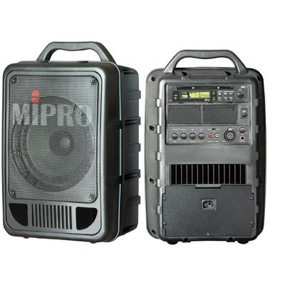 50w portable pa system with anti shock cd player no receiver - Antishock porta ...