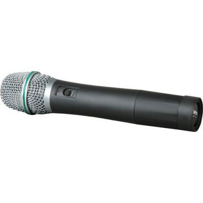 MiPro 1 Channel UHF Hand Held Wireless Microphone