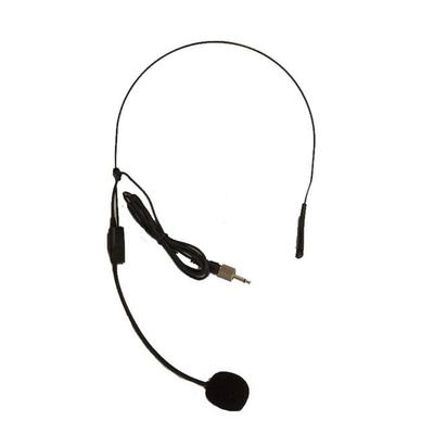 Headset Microphone with 3.5mm Jack Latching Device
