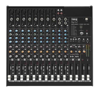MMX-82UFX 10-Channel Mixer With USB And DSP