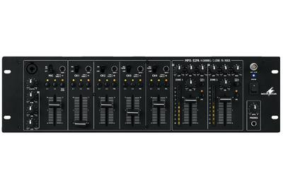 MPX-52PA 2-Zone PA Mixer With 4 Inputs