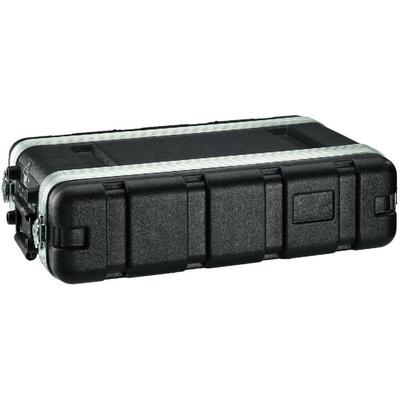 "MR-102S Hard-Sided Flight Case For 482mm (19"") Units"