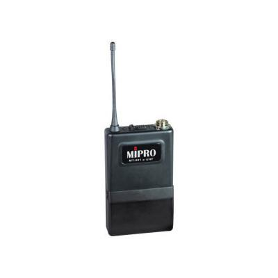 MiPro Single Channel Body Pack Transmitter UHF