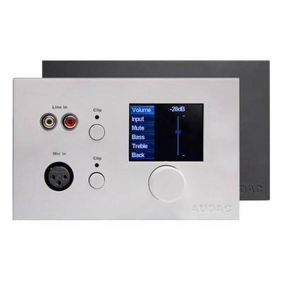 AUDAC MWX65 Wall Control Panel For Audac MTX Series Matrix