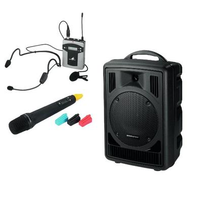 TXA-800 50W Wireless Portable PA System - Choice of Mics