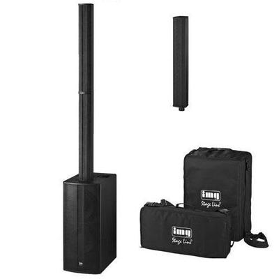 IMG Stageline C-RAY/8 Column PA System 800W with Extension and Bag PT1