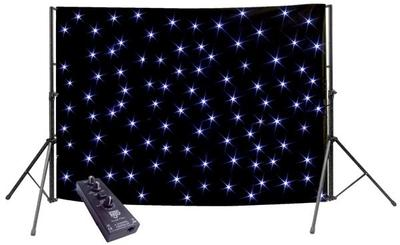 NJD Large Professional Stand Mounting Star Cloth 3m x 2m